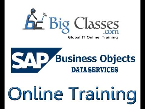 SAP BODS Interview Questions and answers|business objects