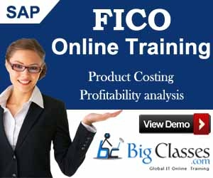 FICO Interview Questions And answers -SAP